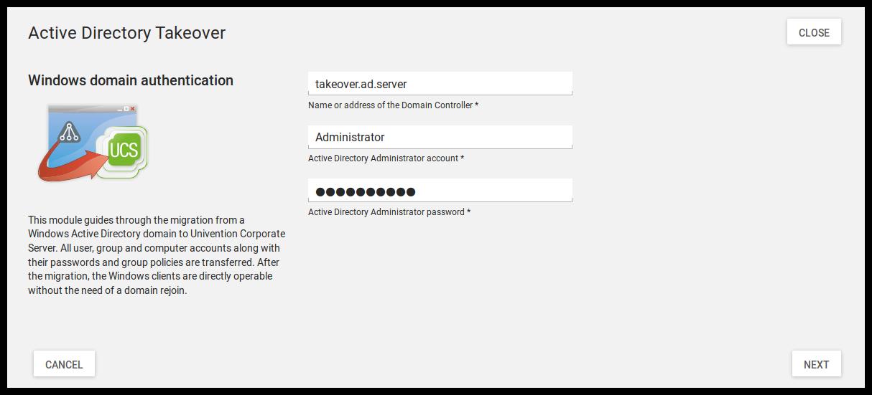 Univention Corporate Server