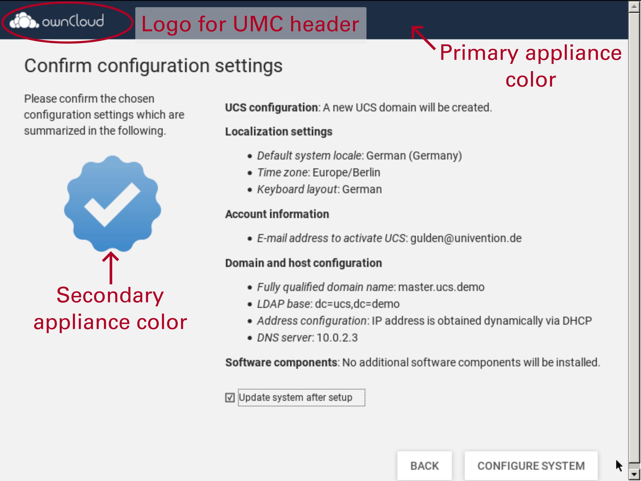 Univention App Center for App Providers